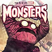 The A-Z of Marvel Monsters