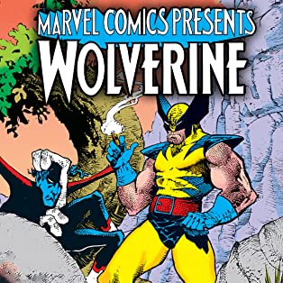 Marvel Comics Presents (1988-1995)