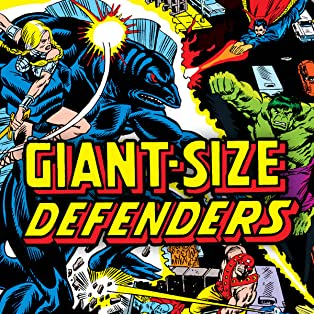 Giant-Size Defenders (1974-1975)