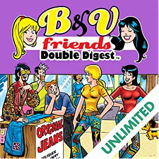 B & V Friends Comics Double Digest