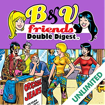 B & V Friends Comics Double Digest