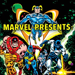 Marvel Presents (1975)