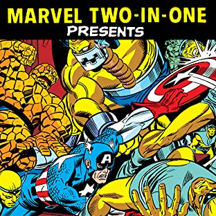 Marvel Two-In-One (1974-1983)