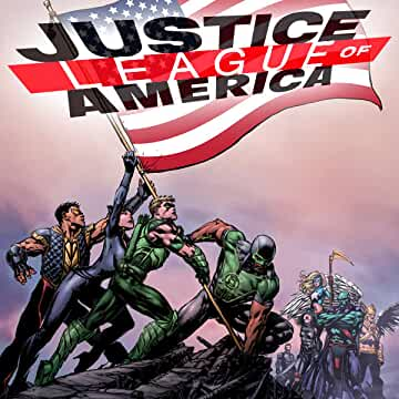 Justice League of America (2013-2015)