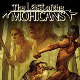 Marvel Illustrated: Last of the Mohicans (2007)