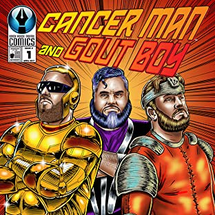 Cancer Man and Gout Boy