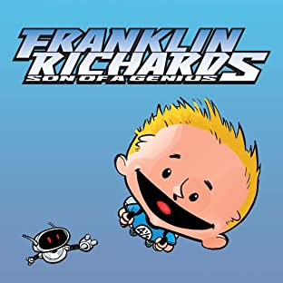 Franklin Richards: Son Of A Genius (2005)