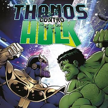 Thanos Contro Hulk