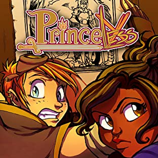 Princeless, Vol. 2
