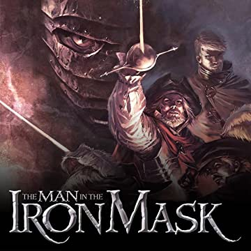 Marvel Illustrated: The Man In the Iron Mask (2007-2008)
