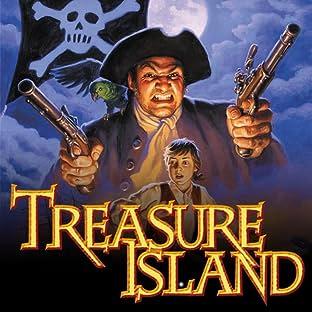 Marvel Illustrated: Treasure Island (2007-2008), Vol. 1