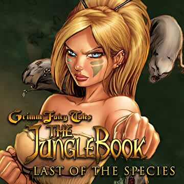 The Jungle Book: Last of the Species