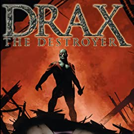 Drax The Destroyer (2005)