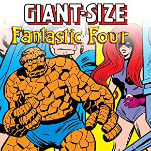 Giant-Size Fantastic Four (1975)