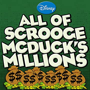 All of Scrooge McDuck's Millions