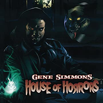 Gene Simmons House of Horrors