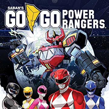Saban's Go Go Power Rangers