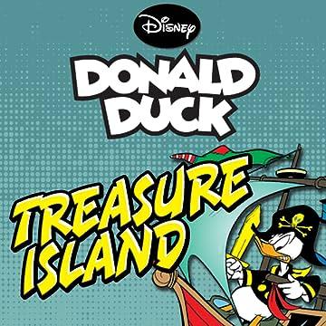 Donald Duck and the Treasure Island
