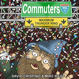 Commuters, Vol. 1: Maximum Thunder Ring