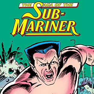 Saga of the Sub-Mariner (1988-1989)
