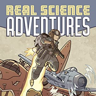 Real Science Adventures: The Flying She-Devils in Raid on Marauder Island