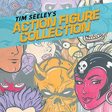 Tim Seeley's Action Figure Collection