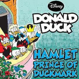Donald Duck in Hamlet, Prince of Duckmark