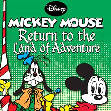 Mickey Mouse: Return to the Land of Adventure