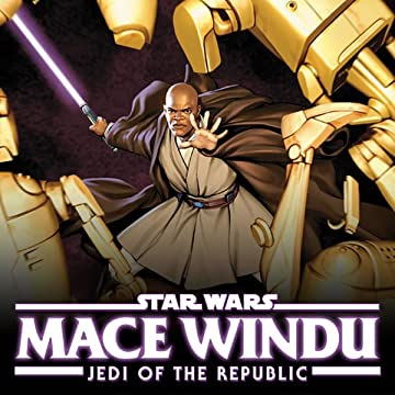 Star Wars: Jedi of the Republic - Mace Windu (2017)