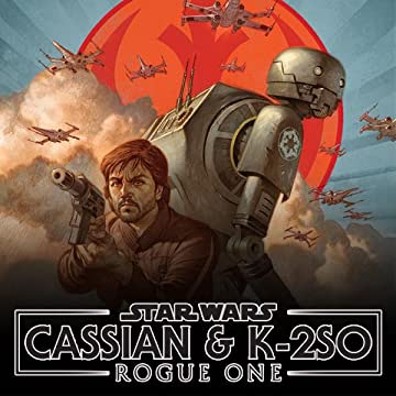 Star Wars: Rogue One - Cassian & K2SO Annual (2017)