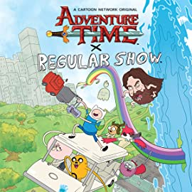 Adventure Time/Regular Show Digital Comics - Comics by