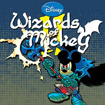 Wizards of Mickey II