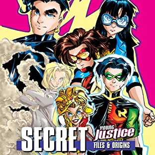 Young Justice: Secret Files (1999)