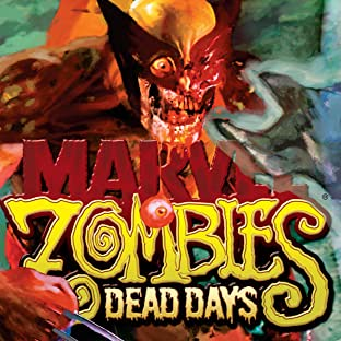 Marvel Zombies: Dead Days, Tome 1