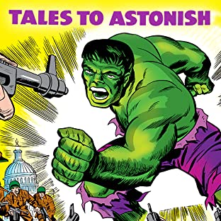Tales to Astonish (1959-1968)