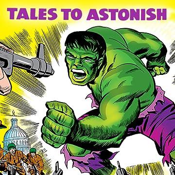 Tales to Astonish (1959-1968)