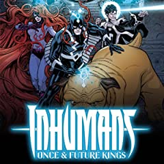 Inhumans: Once And Future Kings (2017)