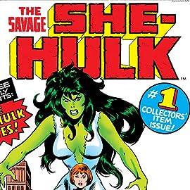 Savage She-Hulk (1980-1982)