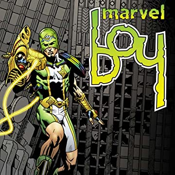 Marvel Boy (2000-2001)