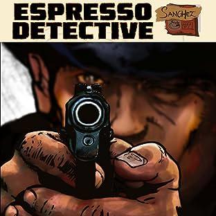 Espresso Detective Comic