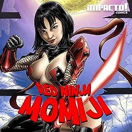Red Ninja Momiji