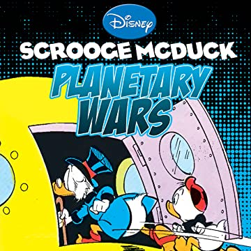 Scrooge McDuck and the Planetary Wars