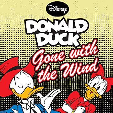 Donald Duck in Gone With the Wind