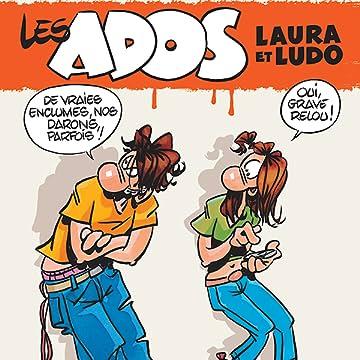 Les Ados Laura et Ludo
