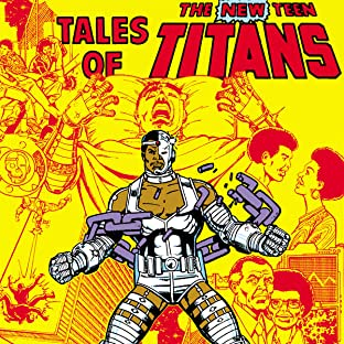 Tales Of The New Teen Titans (1982)