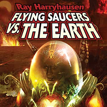 Ray Harryhausen's Flying Saucers vs. Earth (Arcana)