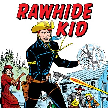 Rawhide Kid (1960-1979)