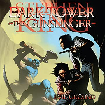 Dark Tower: The Gunslinger - Evil Ground