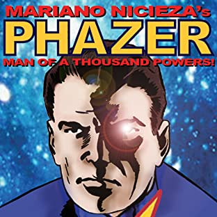 Phazer, Vol. 1: Man of a Thousand Powers