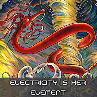 Electricity Is Her Element